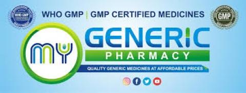 My generic pharmacy