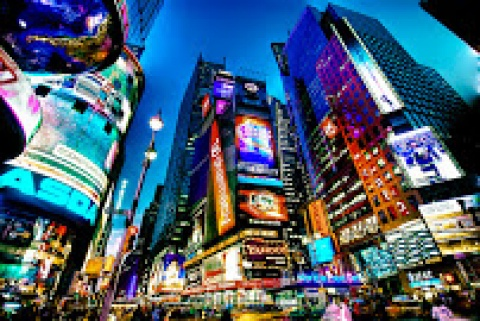Advertising Display Screen Philadelphia