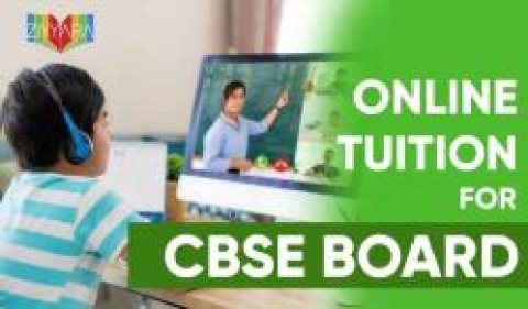 Online home tuition For CBSE