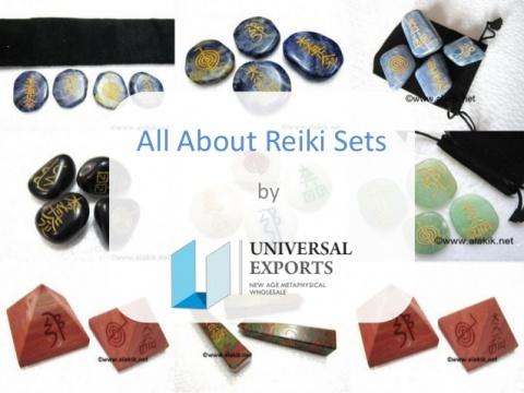 Wholesale chakra stone sets - Alakik Universal Exports