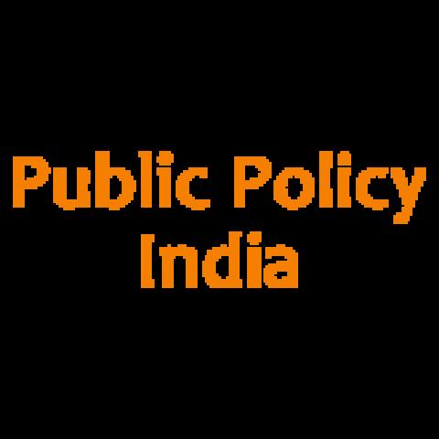Public Policy India