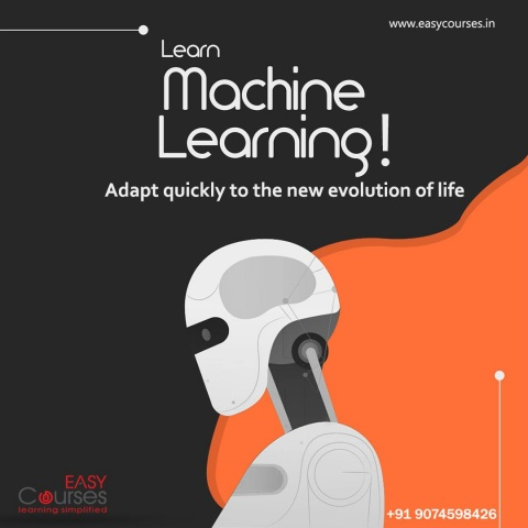 Easy Courses - Online Certification on Course for Machine Learning Training