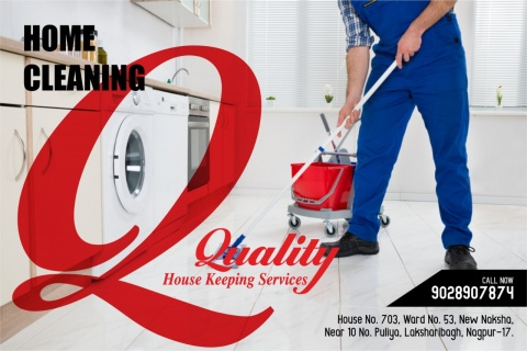 Home Cleaning Services In Nagpur India - qualityhousekeepingindia