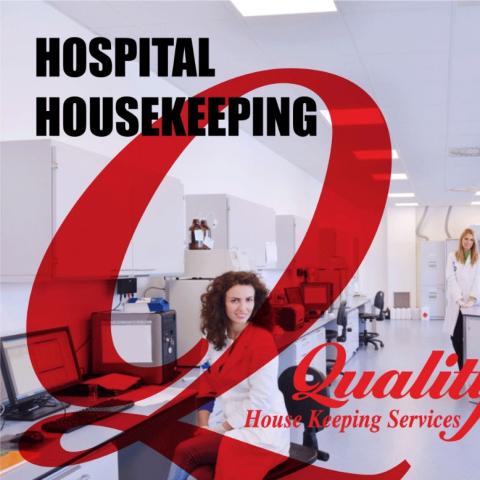 Hospital Housekeeping Services In Nagpur India - qualityhousekeepingindia