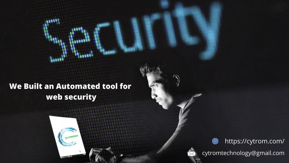 We Built Automated tool for web security picture