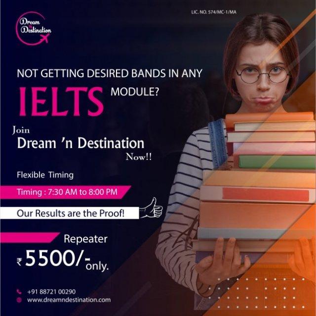Dream 'N Destination : Best IELTS Institute in Jalandhar