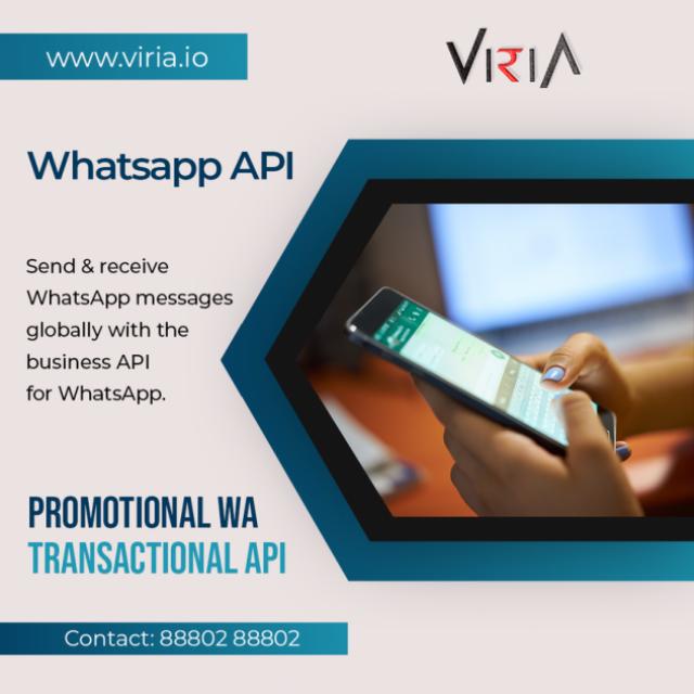 Bulk whatsapp Marketing Coimbatore - Viria