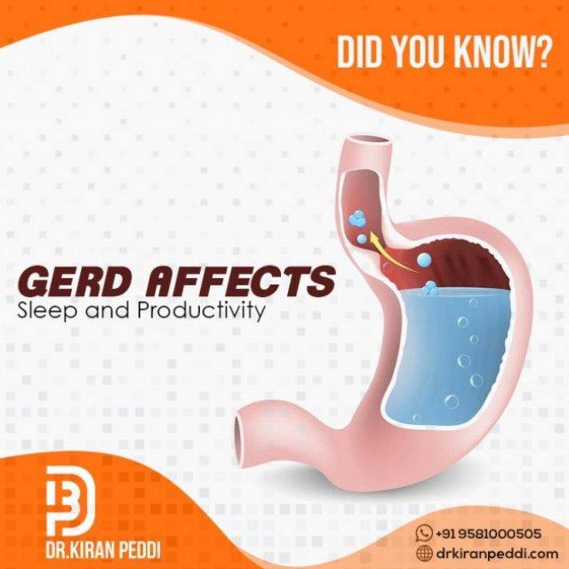 Gastro Care Clinics - Dr Kiran Peddi