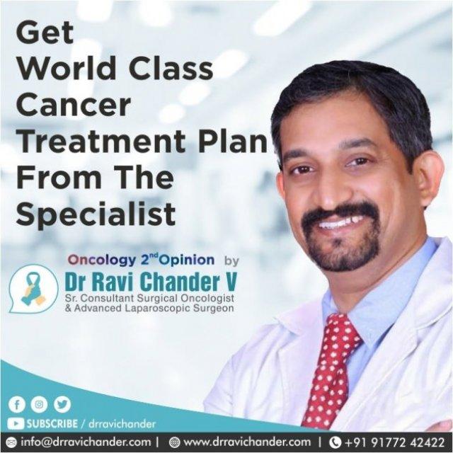 Dr. Ravi Chander Veligeti
