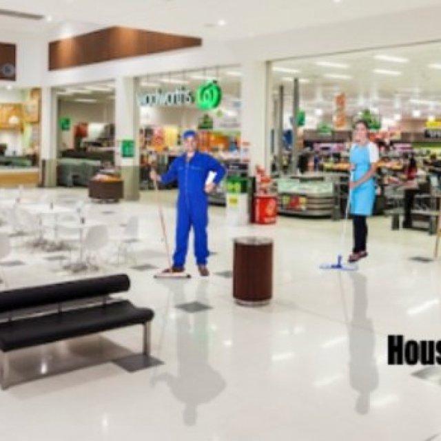 Mall Housekeeping Services In Nagpur India - qualityhousekeepingindia