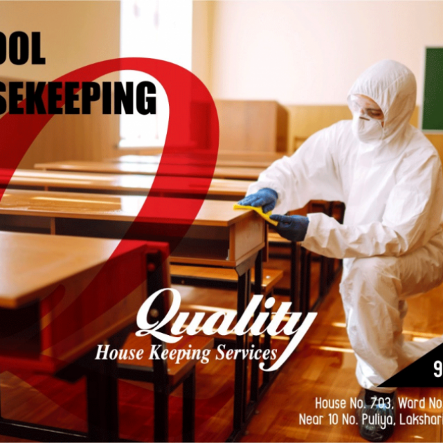 School Housekeeping Services In Nagpur India - qualityhousekeepingindia