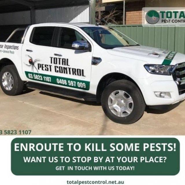 Total Pest Control Shepparton