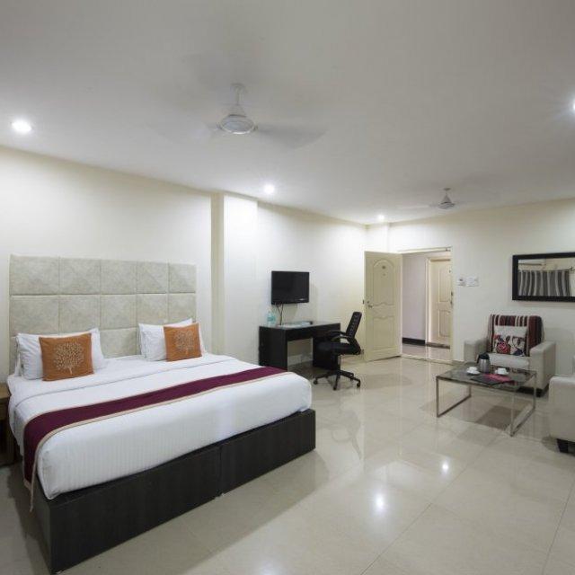 Hotel At Home Suites , Gachibowli, Hyderabad