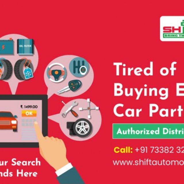 Mahindra Genuine Spare Parts - Shiftautomobiles