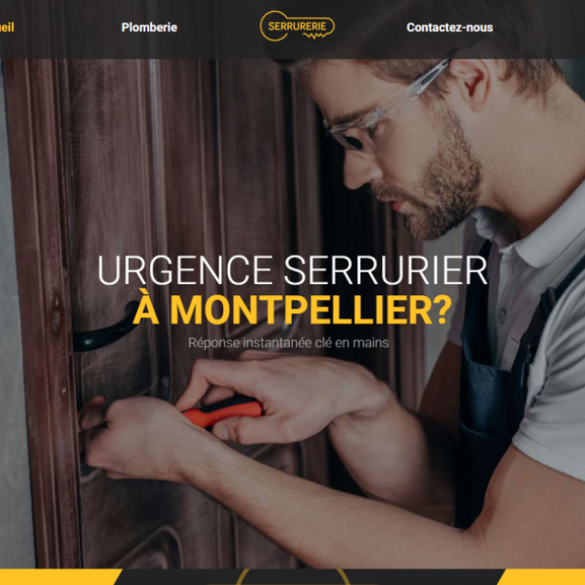 Serrurier a Montpellier