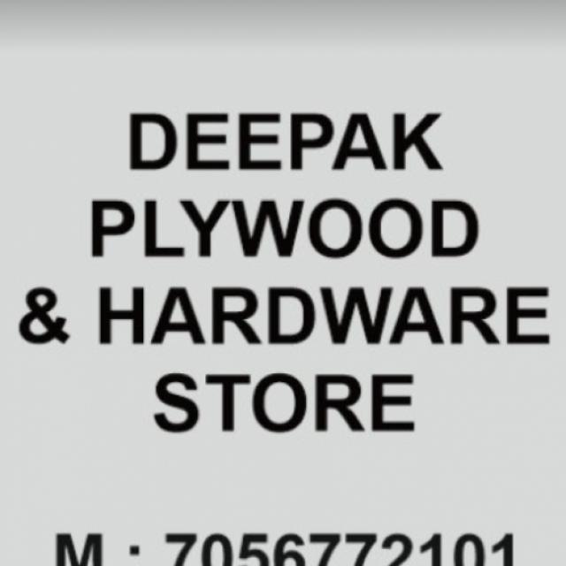 Deepak Plywood and Hardware Store