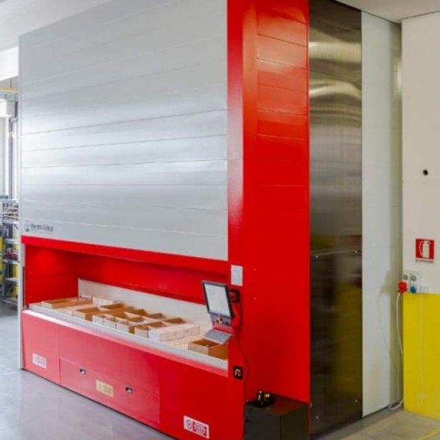 Armes Maini Storage System PVT LTD