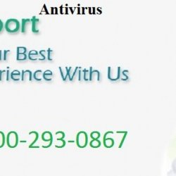 Get immediate help at 1-800-293-0867 to install Antivirus software