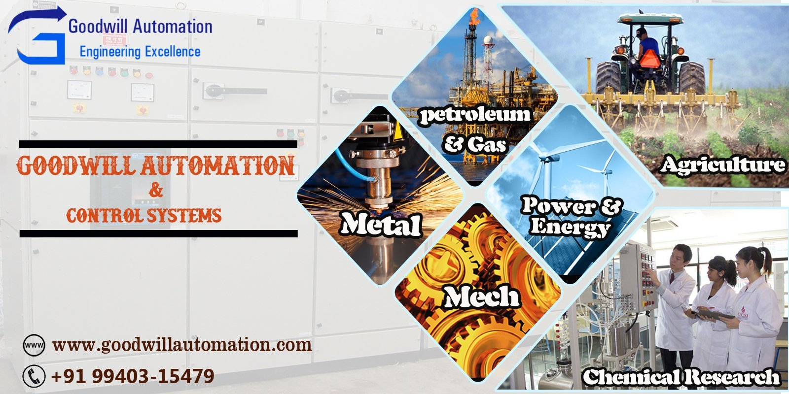 GoodWill Industrial Automation in Chennai