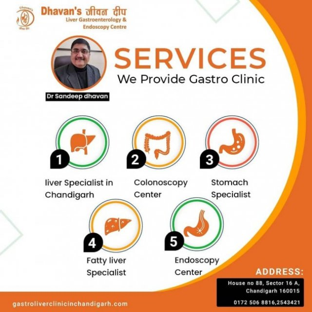 Best Gastroenterologist in Chandigarh
