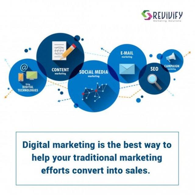 Revivify Marketing Solutions Pvt Ltd.