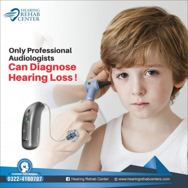 Hearing aids in Lahore