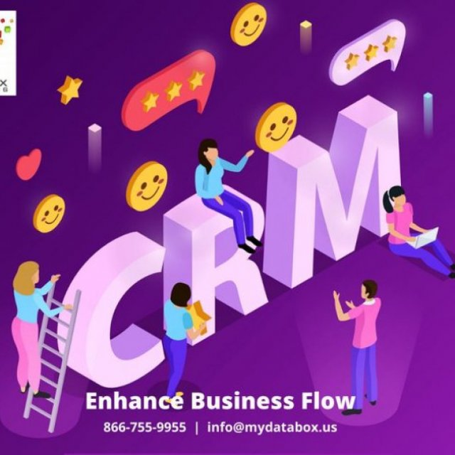 Customer Relationship Management Services (CRM Services) - DataBox Solutions
