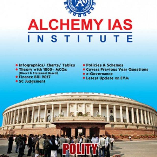 Alchemy IAS  Institute