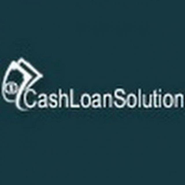 CashLoanSolution